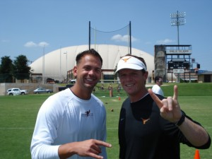 2011 Texas Longhorns Kicking Camp