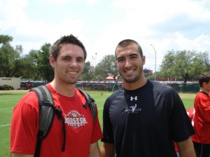 2011 University of Houston Kicking Camp